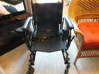 INVACARE PATRIOT WHEELCHAIR,#1 RATED