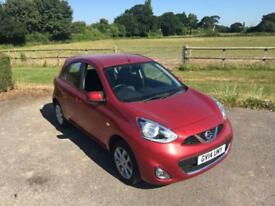 Nissan Micra Acenta 5dr PETROL AUTOMATIC 2014/14