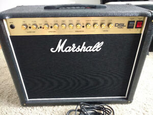 Marshall DSL 2 Channel 40w Combo 1x12