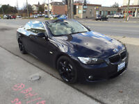 2007 BMW 335i HARD TOP CONVERTIBLE - NEW TIRES, BEST OFFERS.