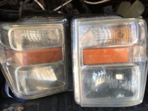 F350 headlights