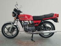 1982 Suzuki GT250 X7 2 Stroke 39,535 Miles Classic Motorcycle