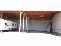 Coverd RV and Classic Car Storage - Westgate area