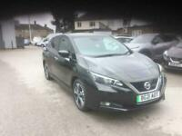 2021 Nissan Leaf 10 40kWh 5dr Auto Hatchback Electric Automatic