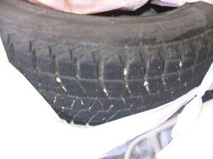 "Bridgestone Blizzak 245/50R20"" Winter Tires"