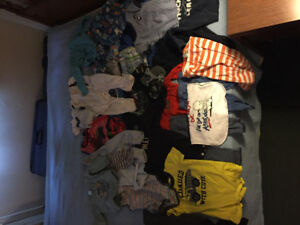 12-18 and 18-24 boys clothing