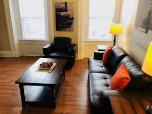 Deluxe Fully Furnished 2 Bdrm Apt Downtown Ch'town October 1st