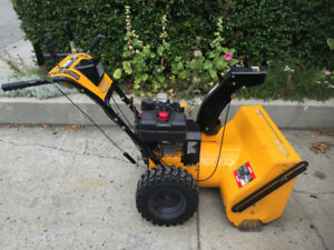 "HEAVY DUTY BRUTE 10HP 29""GAS SNOWBLOWER"