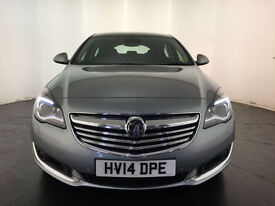2014 VAUXHALL INSIGNIA ELITE NAV CDTI 1 OWNER SERVICE HISTORY FINANCE PX WELCOME