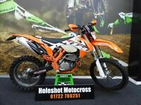 KTM EXCF 250 Enduro bike clean example