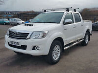 2013 Toyota Hi-Lux 3.0D-4D Invincible 39000mls FMDSH