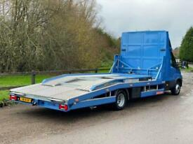 IVECO DAILY 7T 7,2T TWIN DECK DOUBLE DECK RECOVERY TRUCK CAR TRANSPORTER BODY