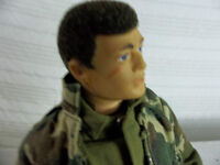 GI Joes - two and clothes - 1964
