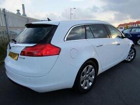 2012 Vauxhall Insignia 2.0 CDTi [160] ecoFLEX SE Nav White 5dr [Start Stop] 5...