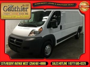 2017 Ram ProMaster 159 WB High Roof Cargo  - Low Mileage
