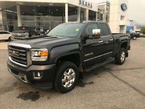 2015 GMC SIERRA 2500 DIESEL LEATHER NAV