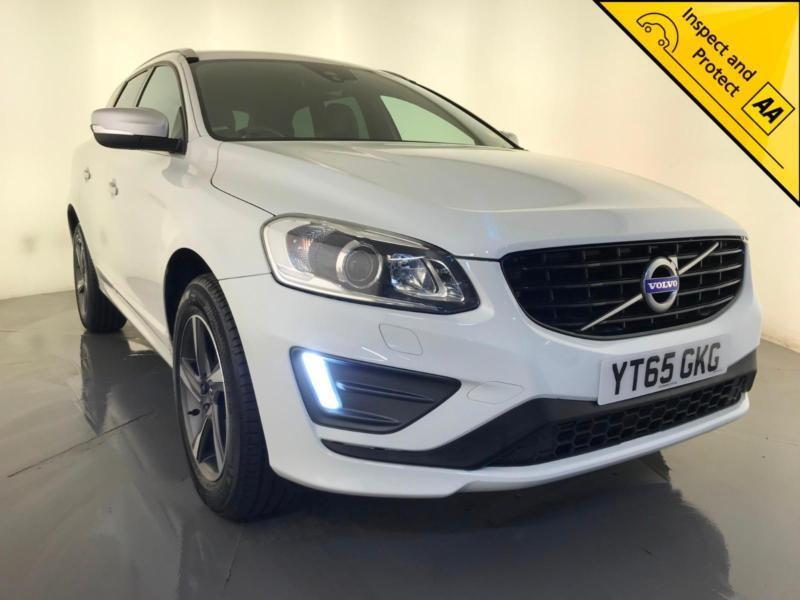 2015 Volvo Xc60 R Design Lux D4 Auto Leather Interior 1 Owner