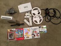 Wii, Remotes, Games