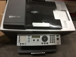i have 5 printers/fax/scanners to liquidate quickly