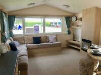 Stunning Open Plan Static Caravan at Southerness, Scotland