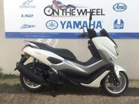 2016 YAMAHA NMAX 125 ABS MILKY WHITE, BRAND NEW! ON THE ROAD 0% APR FINANCE