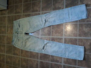 American eagle soft tye dye denim
