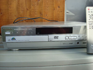 PANASONIC STEREO DVD RECEIVER
