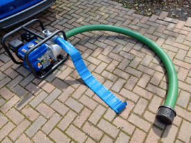 Draper 1000L/min water pump