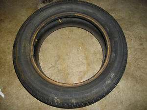 YOKOHAMA 2 TIRES  185 60 15 IN GOOD CONDITION