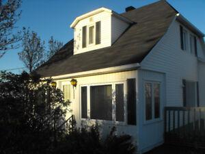 Maison à louer Cap-des-Rosiers (Gaspé)