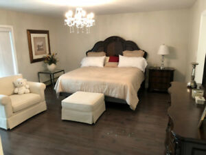 Beautiful North Burnaby Furnished Suite