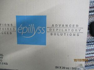 Epillyss Hair removal gel wax new 560mL containers