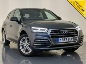 image for 2017 AUDI Q5 S LINE AWD AUTOMATIC VIRTUAL COCKPIT HEATED SEATS SERVICE HISTORY