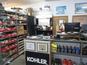 Offering service and storage for Marine, ATV and power Equipment