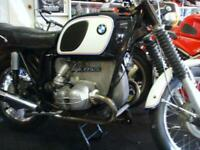 BMW R75/5 1972 vintage collectable classic