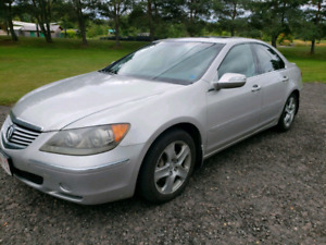 Acura Rl Buy Or Sell New Used And Salvaged Cars Trucks In New - Acura rl 2006 for sale