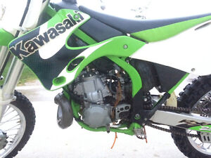 KX 250 Awesome Condition