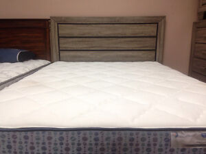Brand new pocket coil queen mattress $598 +FREE BED+DELIVERY!!!!