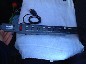 Martin 2501 DMX Controller - $250