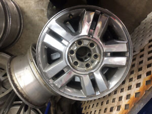 Mags 18 pouces Ford F150 6x135mm X4