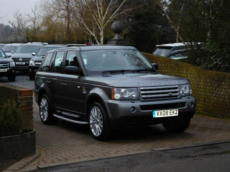 2008 Land Rover Range Rover Sport 4 2 V8 Supercharged Auto