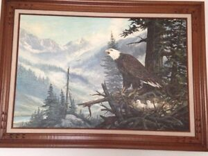 Original Jerry Doell Oil Painting