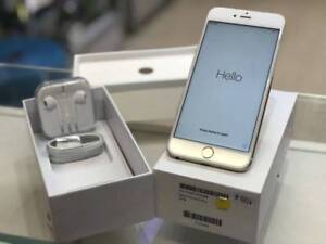 As new iphone 6 16gb gold unlocked warranty tax invoice Surfers Paradise Gold Coast City Preview