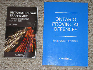 Fanshawe Police Foundations Books
