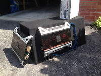 Car Stereo Package