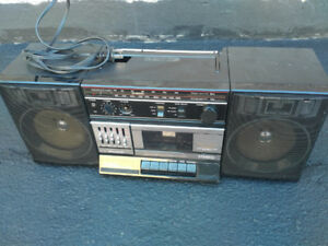 $40 for vintage Fisher stereo boombox component
