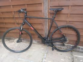 Cube Nature Pro 62cm hybrid bike