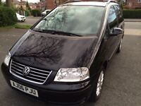 AUTOMATIC VW SHARAN 1.9 TDI 7 SEATS LOW MILES