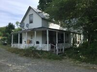 FARMHOUSE WITH 45 ACRES OF LAND