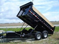 Demolition and yard waste removal